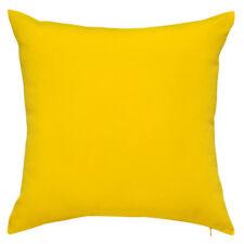 Fresco Yellow Outdoor Cushion Cover - 45x45cm