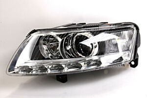 TYC Headlight D3S LED Left For AUDI A6 Allroad Avant 4F C6 RS6 S6 4F0941029CP