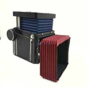 Replacement Bellows for Mamiya RB67 or RZ67 Camera - Black. Red or Blue