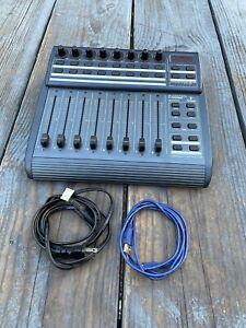 Behringer B-Control Fader BCF2000 Total-Recall USB/MIDI Controller