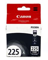 Genuine Canon PGI-225 black ink MG8220 MG8120 MG6220 MG6120 MG5320 MG5220 PGI225