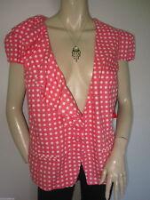 Plus Size Linen Waist Length Coats & Jackets for Women