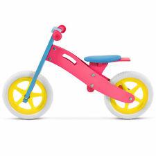 "12"" Balance Bike Classic Kids No-Pedal Learn To Ride Pre Bike w/ Adjustable Seat"