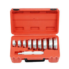 10Pcs Bearing Race and Seal Driver Set Automotive Bushing Installer Remover Kit