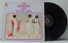 Supremes LP Live At The Copa - Motown Pickwick M-