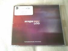 EN VOGUE - RIDDLE - UK PROMO CD SINGLE