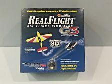 Great Planes Real Flight RC Flight Simulator G3 Remote In Original Box GPMZ4400