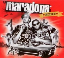 Maradona: Mexiko - 2 Track Singel CD 2009  Pop, Hip Hop