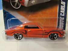 Hot Wheels '70 Monte Carlo Muscle Mania Orange Walmart