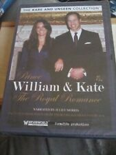 Prince William and Kate: The Royal Romance][Region 0 new sealed plays anywhere