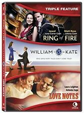 Ring Of Fire / William & Kate / Love Notes DVD