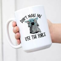 Baby The Yoda The Mandalorian The Child Mug Baby The Yoda Christmas Mug