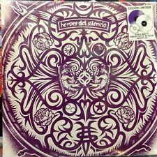 """Heroes del Silencio lp DOBLE 12"""" COLOR + CD Senda 91  new / sealed"""