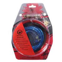 1500w 10Awg Auto Amplificatore Cablaggio Kit Audio Amp Subwoofer Elettrico   /