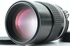【Excellent+++++】Nikon Ai-s Nikkor 135mm f/2.8 MF Lens From Japan **A142