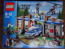 Lego City 4440 Le Poste de Police en Forêt Jeu de construction NEUF