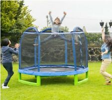 Bounce Pro 7' My First Trampoline Hexagon (Ages 3-10) for Kids Outdoor New