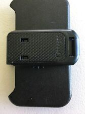 Original Black Otterbox Defender Series Case Holster Belt Clip Apple iPhone 4 4S