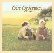 Out of Africa [Motion Picture Soundtrack] by John Barry (Conductor/Composer) CD