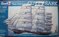 Revell 05409 1:350 Tea clipper CUTTY SARK SEGELSCHIFF