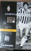 DVD=JUVENTUSIASMANTE=1971-1972=ARRIVA BETTEGA ...
