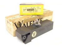 NEW VALENITE SD-TMR-20-64 CARBIDE INSERT TURNING TOOL WITH 5PCS. CARBIDE INSERTS