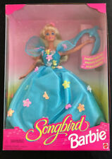 Songbird Barbie Doll with Blue Bird 1995 Mattel 14320 NRFB