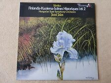 Sibelius - Finlandia/Kuolema - Hungarian - Jussi Jalas - DECCA/AOD Stereo (0275)