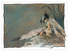 Affiche Offset Peter Pan Songe d'une nuit d'été Granit Editions