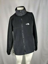 The North Face  Black Fleece Sweater Jacket Full Zip Men's Size XL