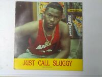 Sluggy-Just Call Sluggy Vinyl LP 1987 DANCEHALL