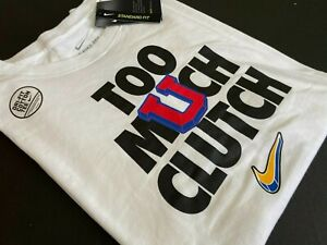 Nike Too Much Clutch Swoosh Men's Sz Large T-Shirt