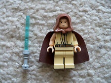 LEGO Star Wars Clone Wars - Rare Young Obi-Wan Kenobi Minifig - 7665 - Excellent