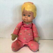 Vintage 1982 Mattel Lil Drowsy Doll Beans