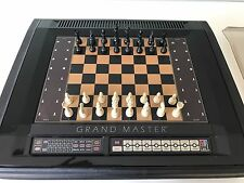Milton Bradley Electronic Grand Master Electronic (Robotic) Chess Game