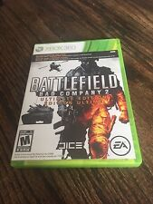 Battlefield Bad Company 2 Xbox 360 Game Cib XG2