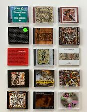 Steve Earle & Dukes, V-Roys, Mastersons 17 CDs + 3 DVDs OUTLAW SHOW RARE, BUNDLE