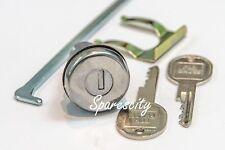 HOLDEN HK HT HG SEDAN BOOT LOCK BARREL & 2 Keys BRAND NEW