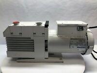 Leybold Trivac Vacuum Pump with NEMA Plug D16B with 3/4 HP Motor
