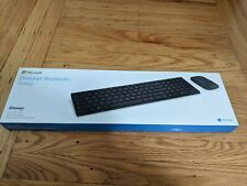 Microsoft Designer Bluetooth Wireless Keyboard & Mouse Set (7N9-00006)