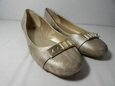 "G by GUESS - Favie - Women""s Size 10 M - Gold Tones - Flat"