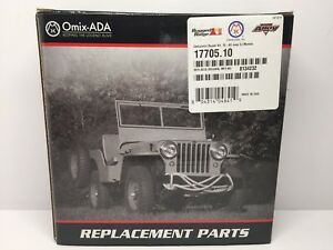 Omix-ADA 17705.10 Carburetor Service Kit Carter 2 Barrel Jeep CJ5 CJ6 CJ7 75-80