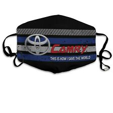 Toyot camry - Cotton facemask