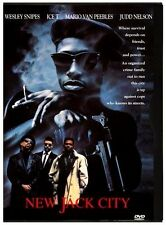 New Jack City Wesley Snipes Judd Nelson NEW DVD Snap Case Buy 2 Items-Get $2 OFF