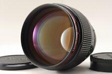 [NEAR MINT] Canon New FD NFD 85mm F/1.2 L MF Lens #123
