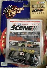 2000 Dale Earnhardt 1/64 Winners Circle Deluxe Winston Cup Scene Series NIB
