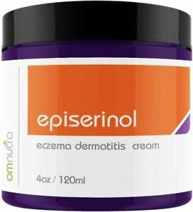 Eczema Cream For Adults Kids - 4oz Psoriasis Dermatitis Sun Allergy...