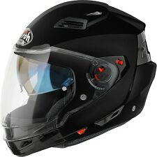 CASCO CROSSOVER EXECUTIVE BLACK METAL AIROH TG XS