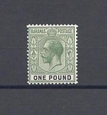 BAHAMAS 1921-37 SG 125 Mint Cat £180