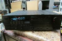 Vintage Luxman R-115 / R115 Digital Synthesizer AM/FM Stereo Receiver - As Is